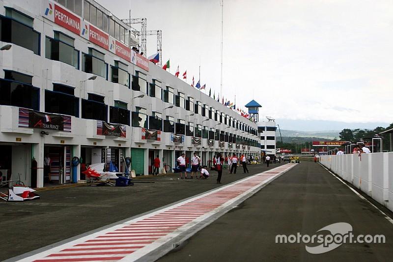 Гран При Индонезии MotoGP пройдёт на трассе городского типа