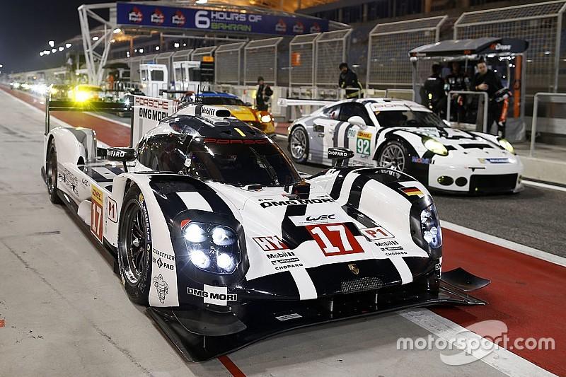 WEC Bahrain: Mark Webber auf der Pole-Position