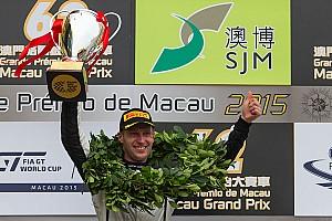 GT Rennbericht GT World Cup in Macau: Stefan Mücke gewinnt Quali-Rennen