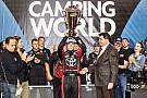 NASCAR Truck Erik Jones se convirtió en el campeón más joven y Crafton ganó la carrera