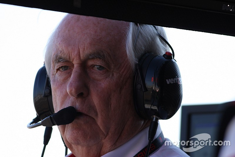 """Roger Penske: We end 2015 with """"our heads high"""""""