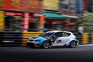 TCR Breaking news Comini TCR champion after Macau crash chaos