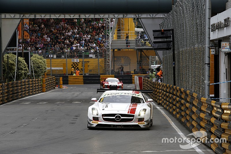 GT World Cup in Macau: Maro Engel siegt für Mercedes