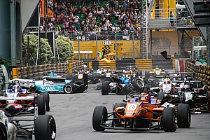 Formule 3: overig Nieuws Video's: de crashes van Macau