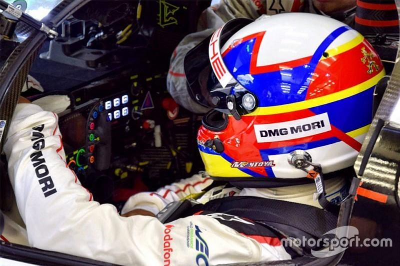 """Juan Pablo Montoya """"schockiert"""" vom Porsche LMP1"""