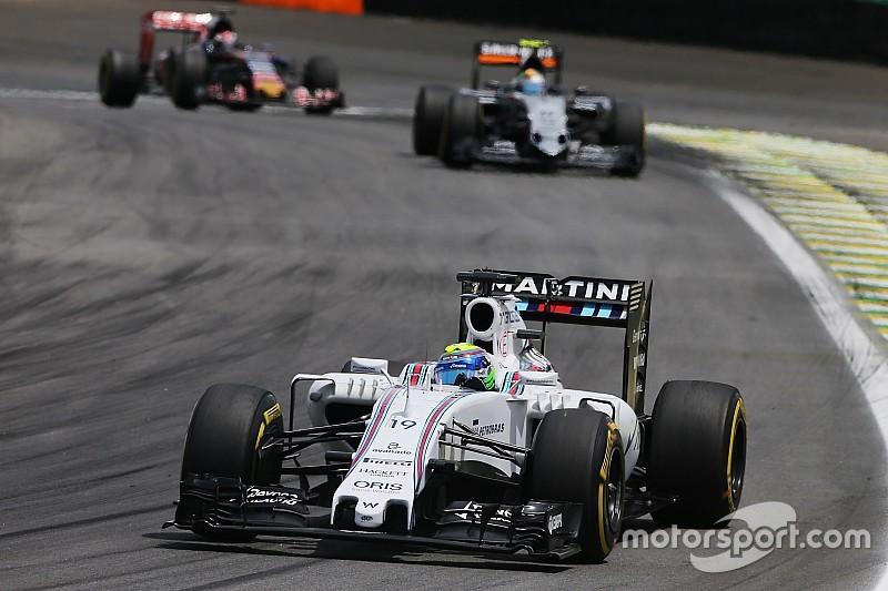Massa spera di restare in Williams anche nel 2017