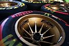 Pirelli's ultra zachte band alleen op stratencircuits