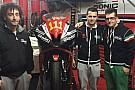 Luca Ottaviani al CIV 2016 con il Team Sonic Pro Race