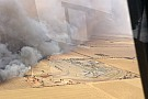 Australien: Rennstrecke bei Adelaide entgeht gewaltigem Buschfeuer
