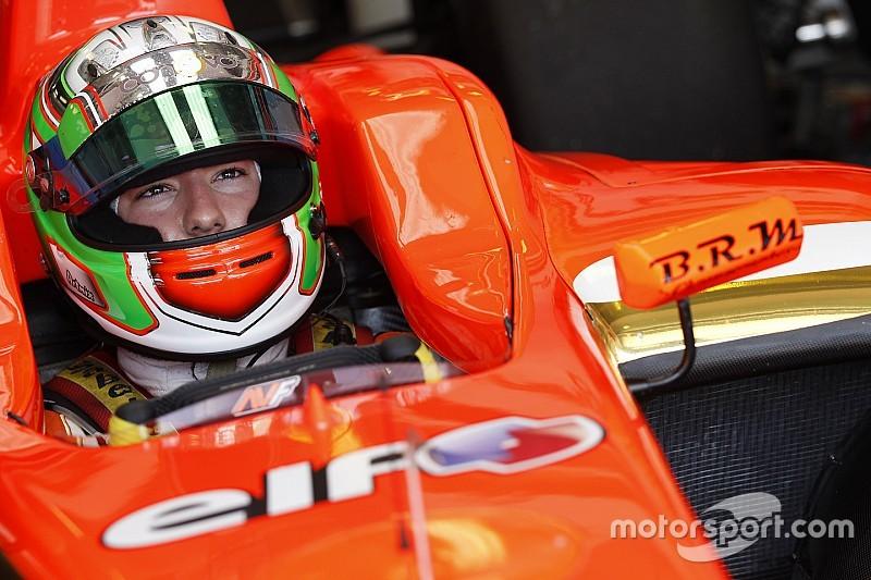 Селис метит в призовые пилоты Force India в 2017-м