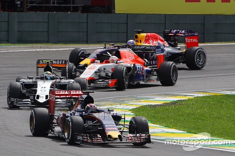 Nieuw F1 aero-pakket voor 2017 goedgekeurd - Symonds