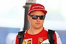 """Kimi Räikkönen war 2015 """"ziemlicher Durchschnitt"""""""