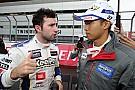 Caldarelli ai test di Abu Dhabi con la Russian Time