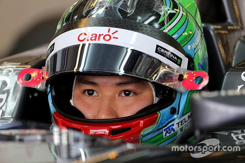 Sauber fields Fong, Ericsson for Pirelli test
