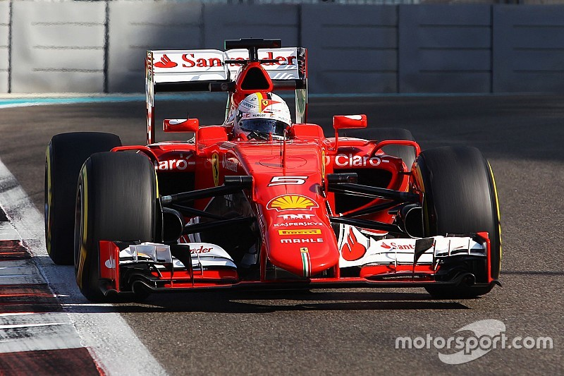 "Vettel says Mercedes ""a bit too quick"""