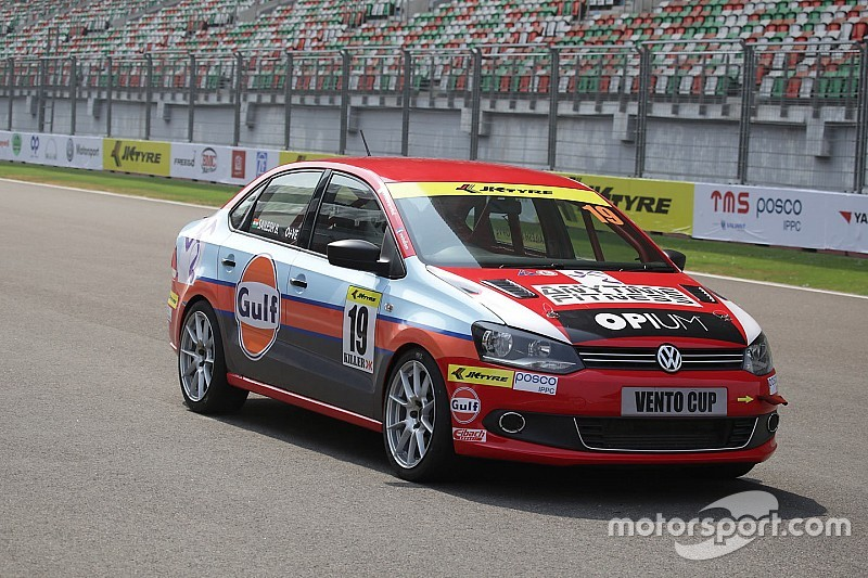 Bolisetti quickest in Vento Cup qualifying