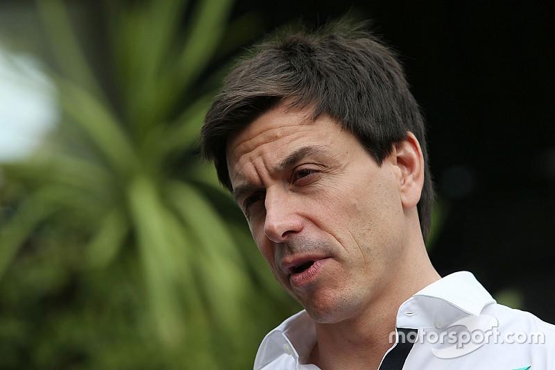 """Wolff: """"Galleria del vento? La FIA chiarisca le regole"""""""