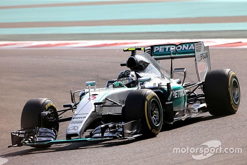 Tranquilo, Rosberg lidera último treino livre de 2015