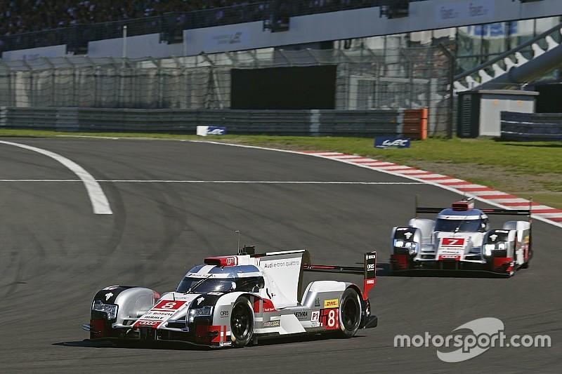 Audi keeps unchanged line-ups for WEC, DTM