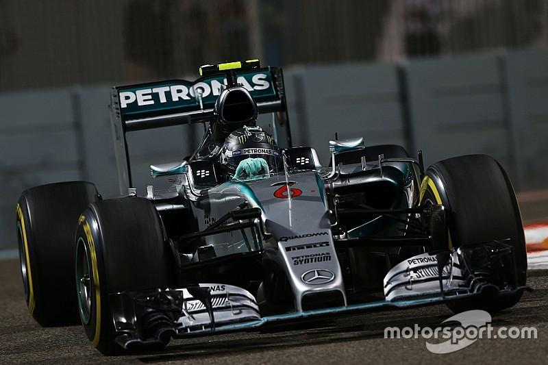 """Rosberg - 2016 est """"impossible à prédire"""""""