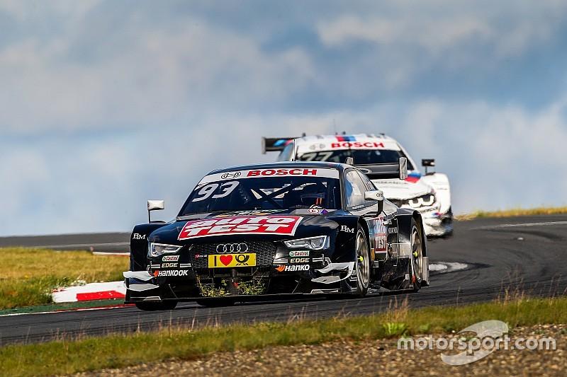 В Audi и BMW назвали участников молодежных тестов DTM