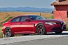 Concept: is deze Alfa Romeo interessanter dan een BMW 5 Serie?
