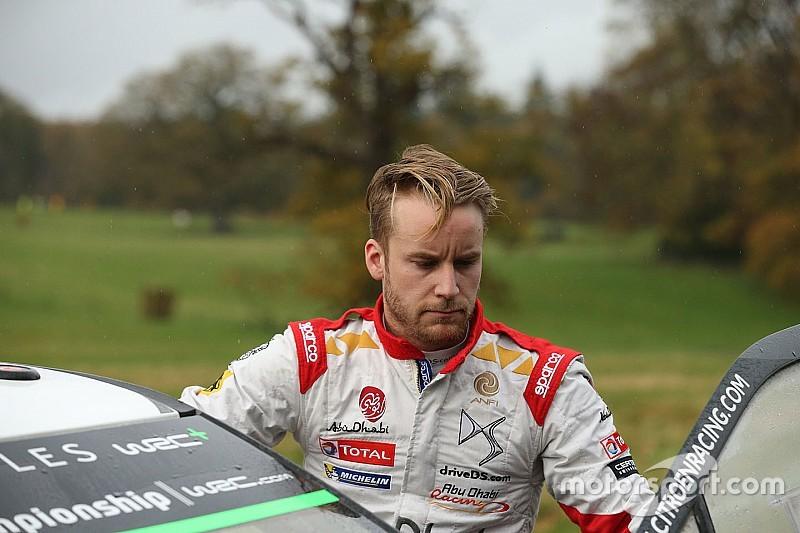 Ufficiale: M-Sport con Østberg e Camilli nel WRC 2016