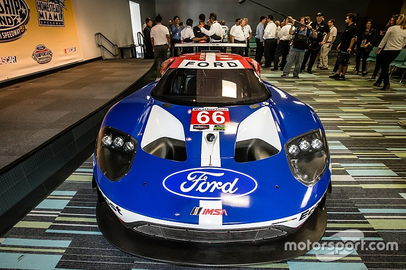 Ford GT: Introducing Ryan Briscoe – video