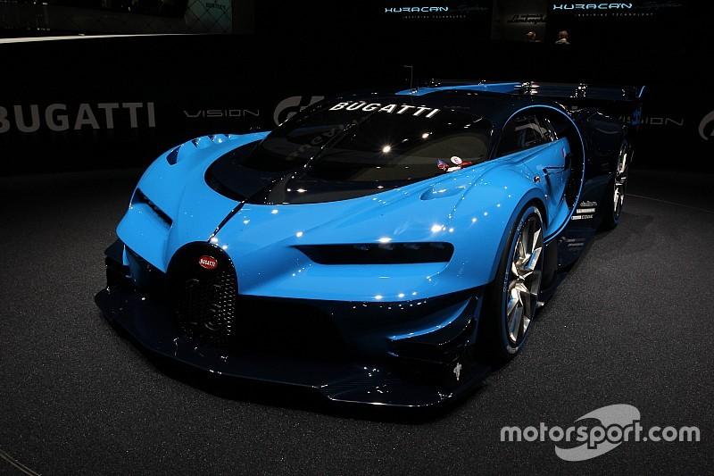 """Bugatti officialise le nom """"Chiron"""" pour son prochain modèle"""