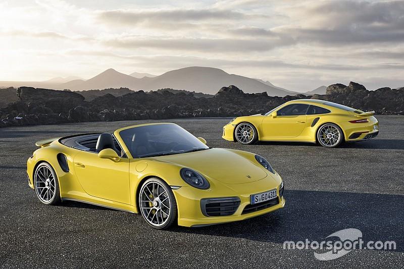 Porsche frist 911 Turbo op en geeft topmodel 580 pk