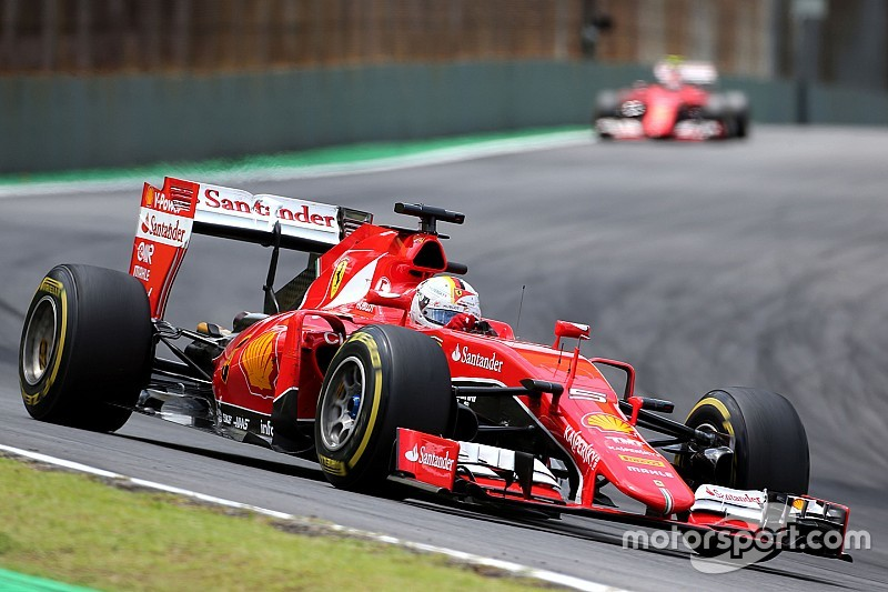 Mercedes: Ferrari teve mérito em questão de túnel de vento