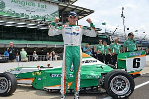Other open wheel Breaking news Pro Mazda teammates Buret and Owen join TRS