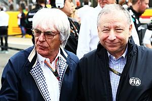 F1 突发新闻 托德与伯尼获得强推F1规则改变权力