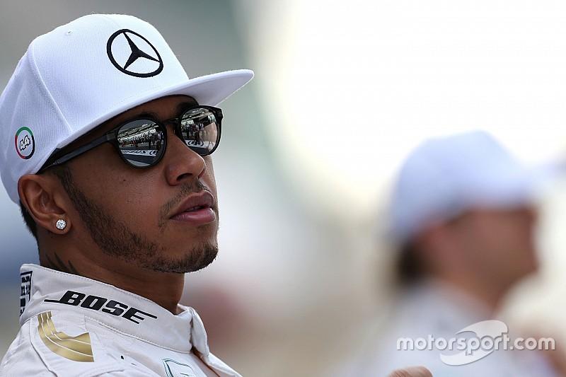 """Lewis Hamilton: """"Ich bin ein bisschen verrückt"""""""