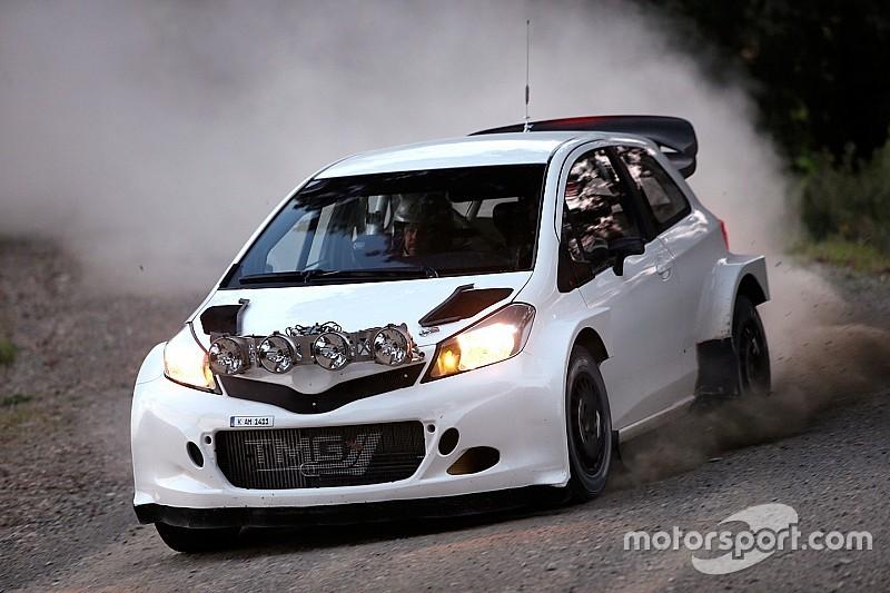Toyota mogelijk met drie auto's in WRC