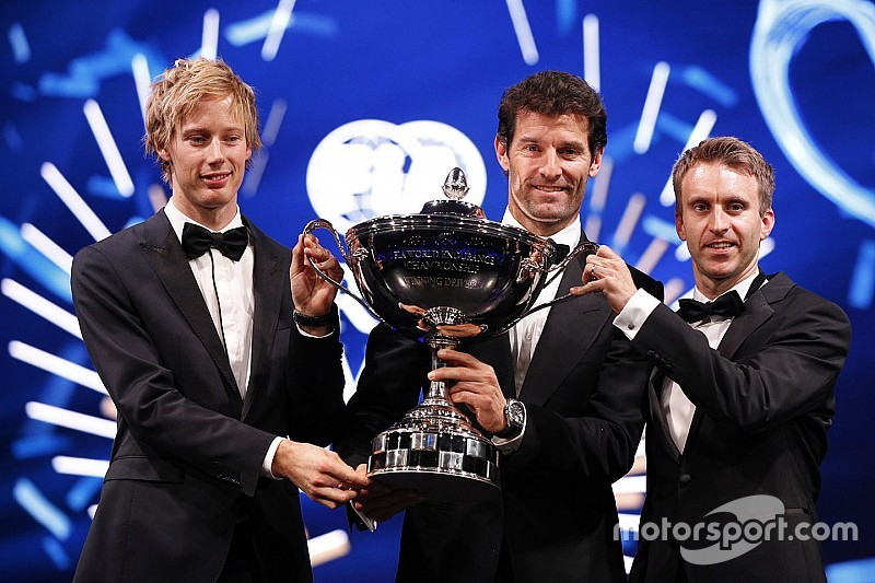 Webber - Un titre mondial qui n'a rien à envier à des victoires en F1