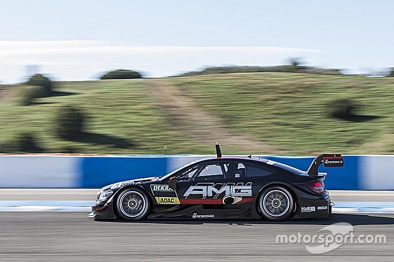 Kevin Magnussen ravi par son test en DTM