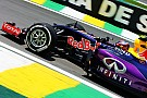 Red Bull announces split with title sponsor Infiniti