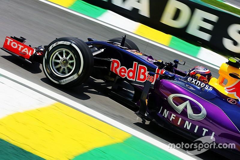 Red Bull announces split with title sponsor Infiniti