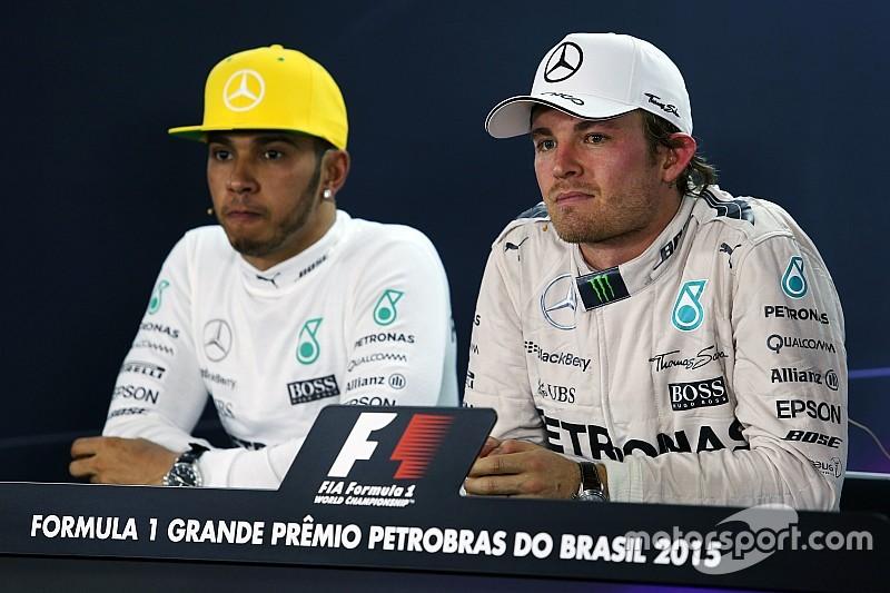 Toto Wolff: Erneute Warnung an Hamilton und Rosberg