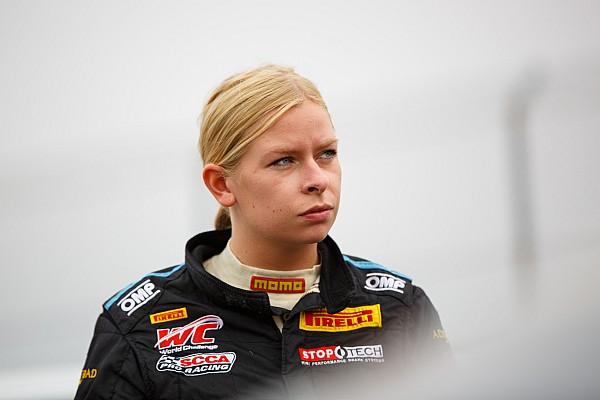 Christina Nielsen fährt als erste dänische Rennfahrerin in Le Mans