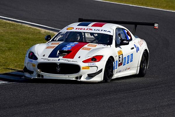 Trofeo Maserati Ultime notizie La tappa di Abu Dhabi assegnerà il titolo 2015