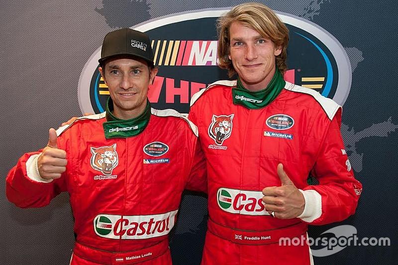 "Hunt aims for ""revenge"" over future teammate Lauda"