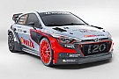 New i20 WRC challenger unveiled by Hyundai