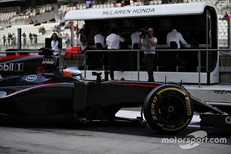 McLaren renueva con Santander como patrocinador