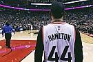 La NBA reconoce a Lewis Hamilton