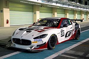 GT Actualités Maserati à l'assaut du GT4 en 2016