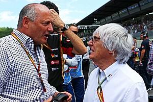 Formule 1 Actualités Ron Dennis - Un patron d'équipe ne devrait pas succéder à Ecclestone