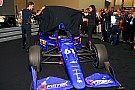 Covers come off Brabham Indy 500 entry