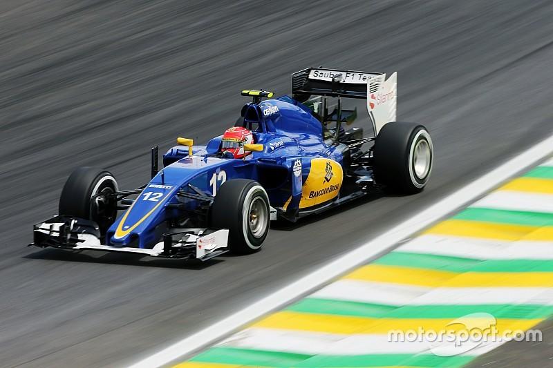 Sauber didn't maximise its chances in 2015, says Kaltenborn